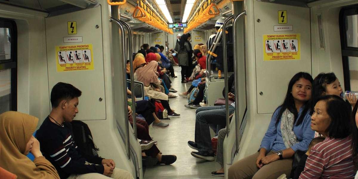"""Kabar LRT Palembang, dari """"Pemanis"""" Asian Games Hingga Jadi Transportasi Andalan"""