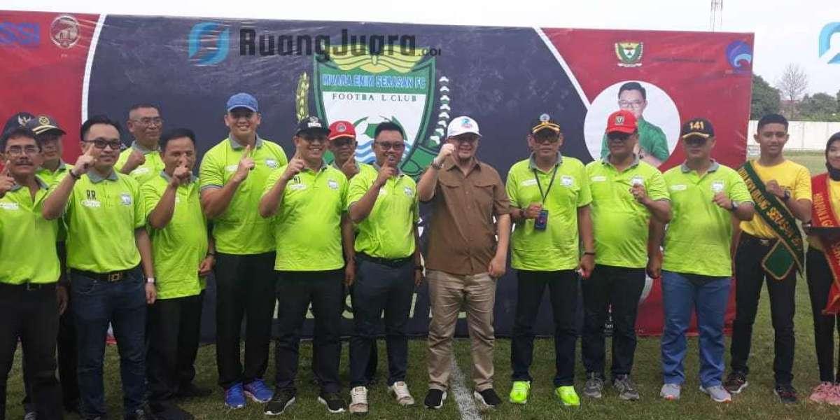 Skor Bola 2-0 Muaraenim Serasan FC keok lawan Sriwijaya FC