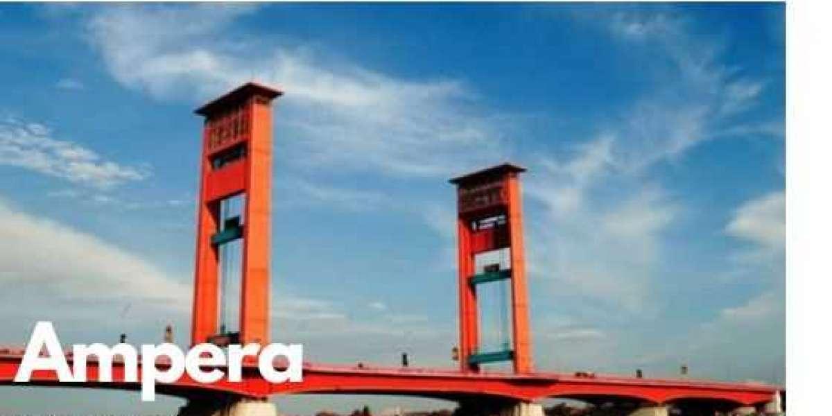 Ampera, Jembatan yang Menjadi Ikon Kota Palembang