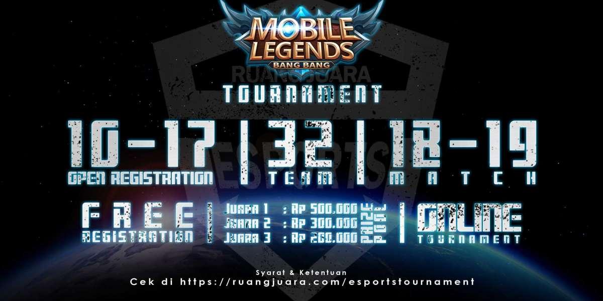 Ayo Ikuti Kompetisi Mobile Legends Secara  Gratis Sekarang Juga !