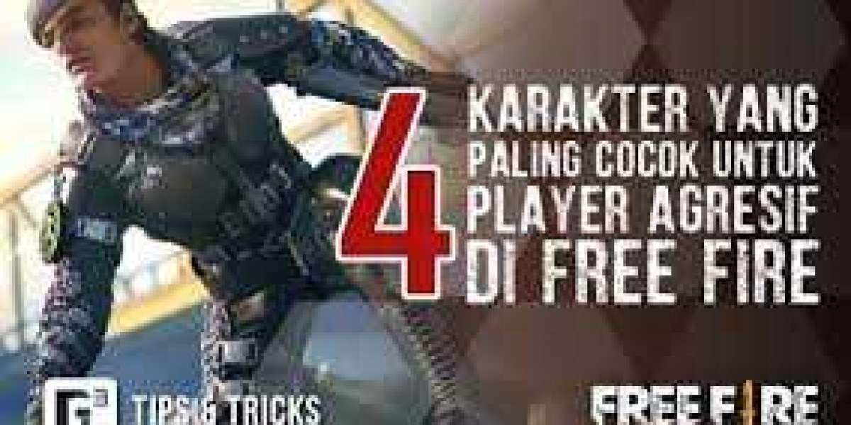 4 Karakter Yang Tepat Untuk Pemula Free Fire