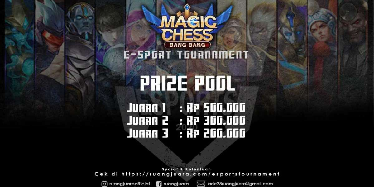 Tournament Online Magic Chess GRATIS PENDAFTARAN !