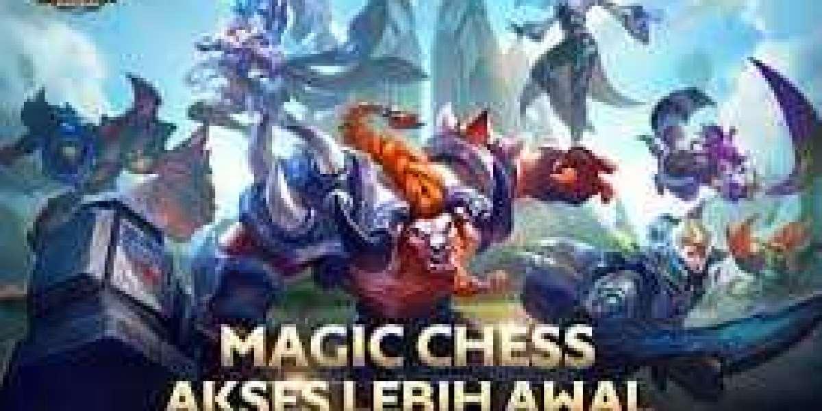 Buruan Dwonload Megic Chess dan Begini Cara Mainnya !