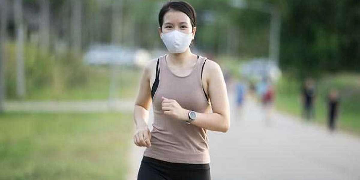 Waspada, Ini Bahaya Memakai Masker saat Olahraga