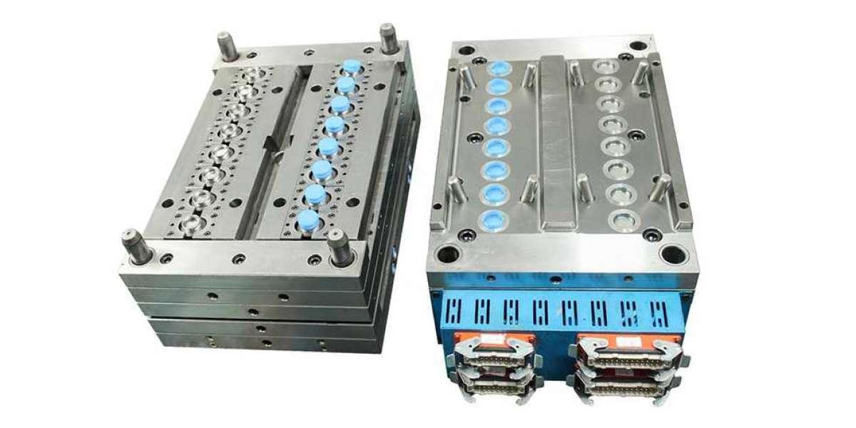 Applications of Cap Mold Machines I