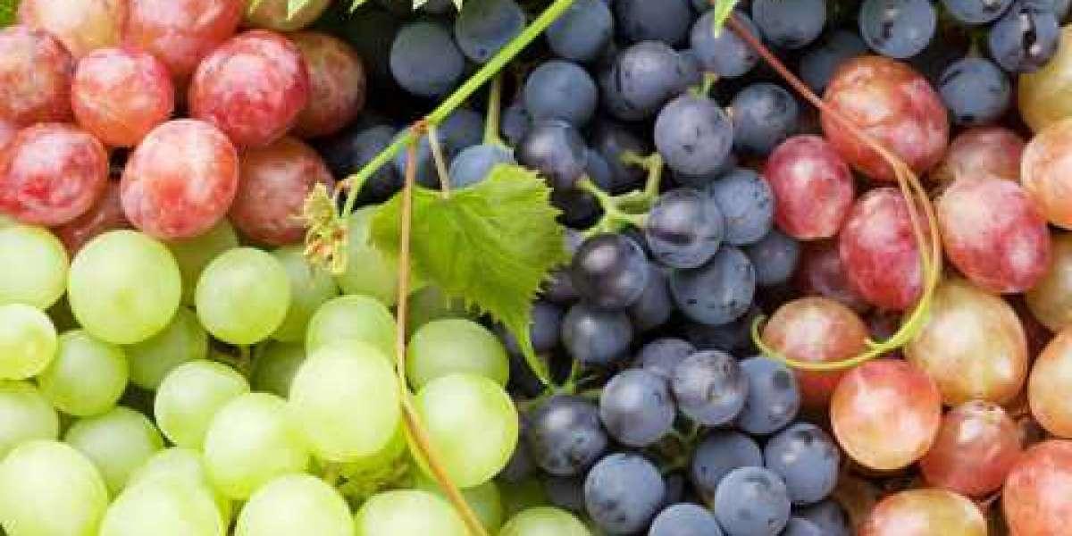 7 Khasiat Buah Anggur yang Belum Banyak Diketahui Orang