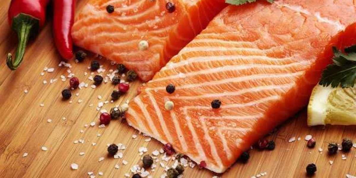 Kelengkapan Gizi di Balik Manfaat Ikan Salmon