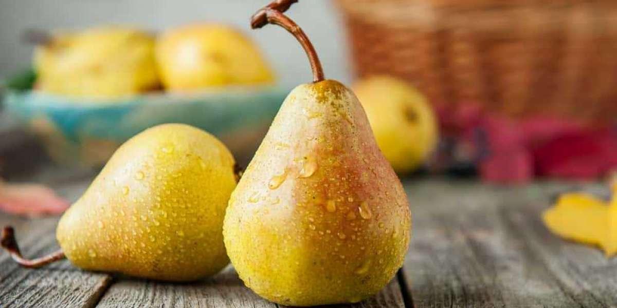 7 Kebaikan Buah Pir untuk Kesehatan Tubuh
