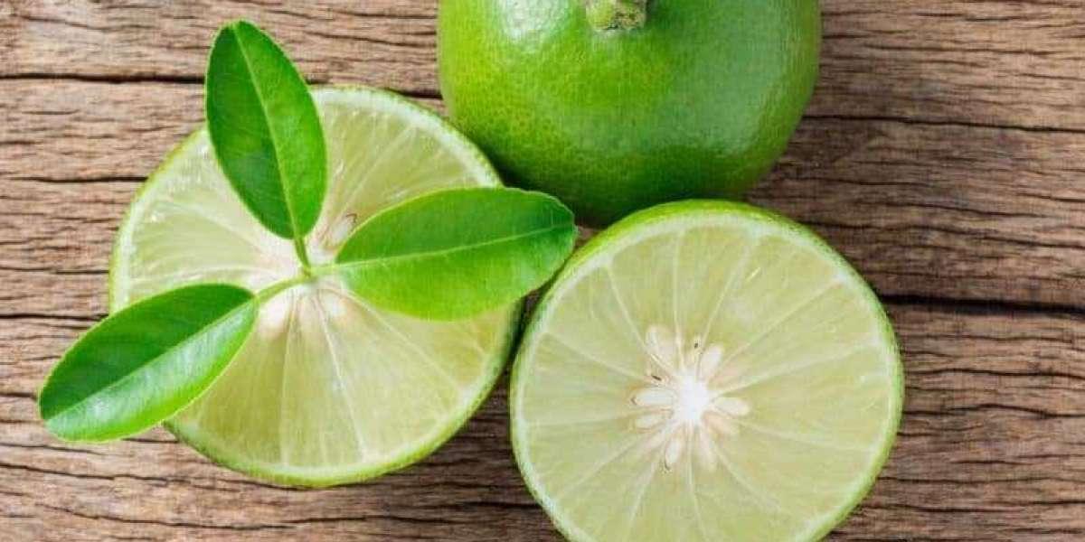 Catat Baik-Baik, Ini Manfaat Jeruk Nipis Bagi Kesehatan Tubuh Anda