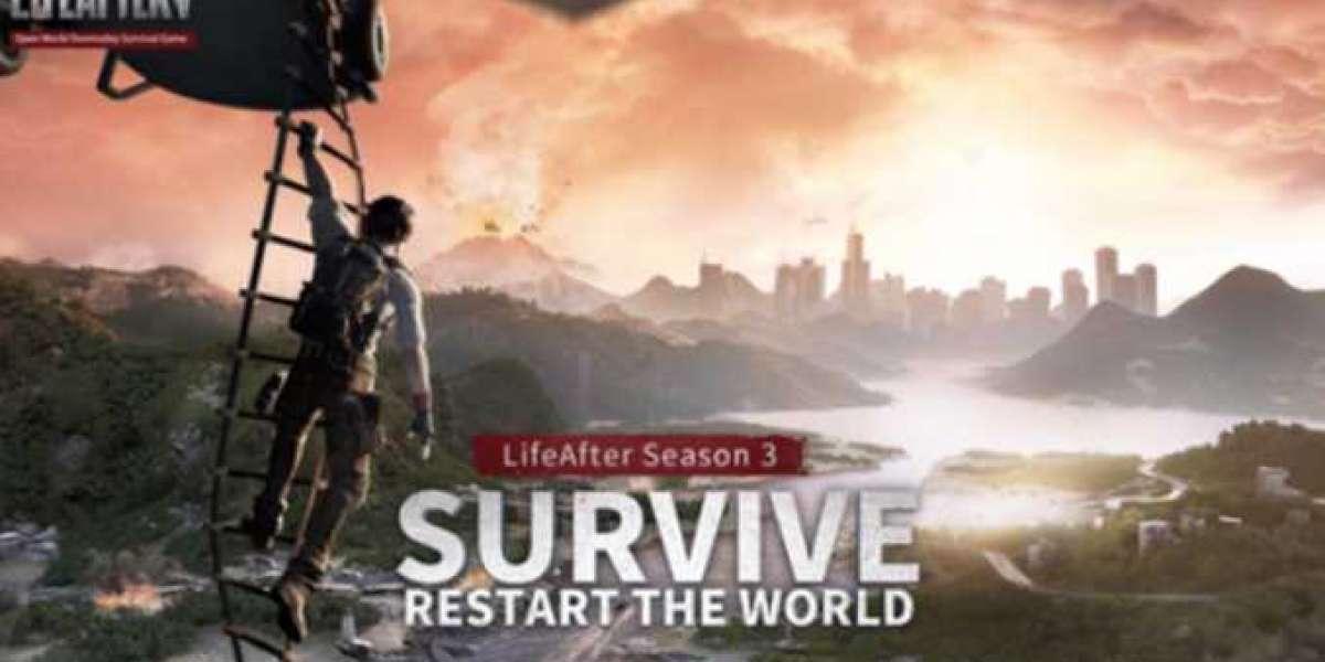 LIFEAFTER UPDATE SEASON 3 BANYAK FITUR BARU YANG DAPAT MEMANJAKAN PARA PEMAIN!