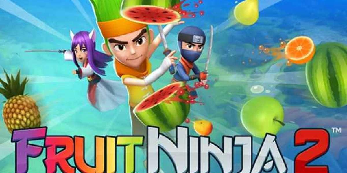 GAME FRUIT NINJA 2 KINI HADIR DI PLAYSTORE