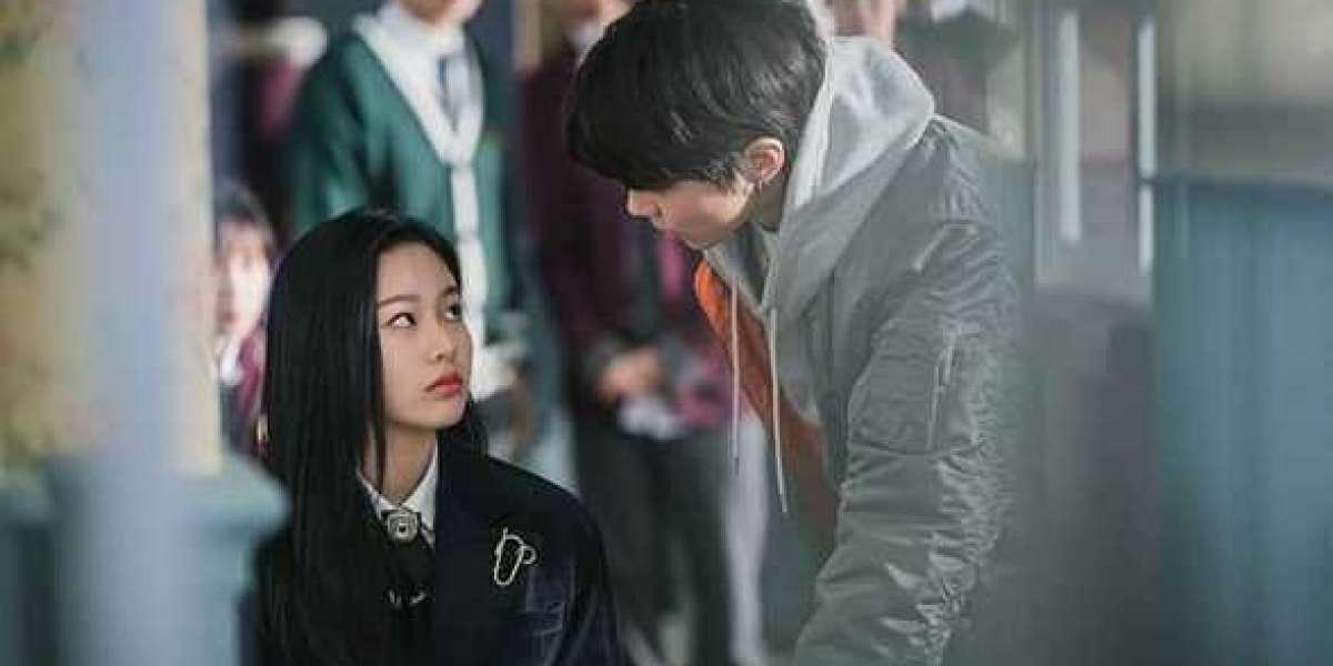 tvN MEMBAGIKAN STILL CUTS HAN SEOJUN DAN KANG SOO JIN