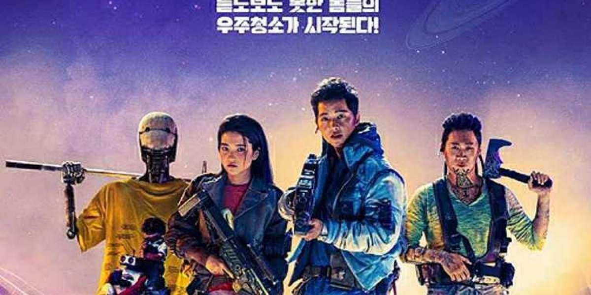 FILM 'SPACE SWEEPERS' MENDUDUKI POSISI PERTAMA DIHARI PERTAMA  PENAYANGAN MELALUI NETFLIX DI 16 NEGARA