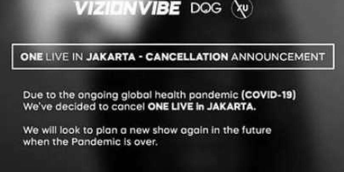 KONSER SOLOIS ONE LIVE IN JAKARTA RESMI DIBATALKAN