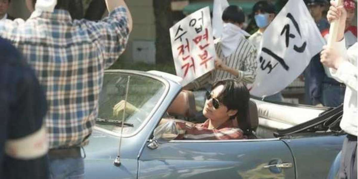 "KBS KEMBALI MERILIS STILL CUTS DEAMA ""YOUTH OF MAY"""