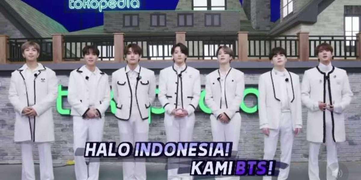 TOKOPEDIA HADIRKAN BTS DALAM ACARA 'WAKTU INDONESIA BELANJA'